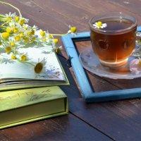 Ромашковый чай. :: Tatyana Pletyak