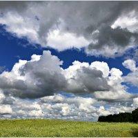Красота небес... :: Валерия Комова