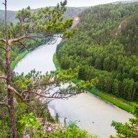 Река Кия :: Евгения Каравашкина