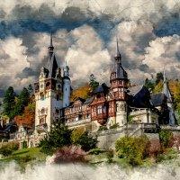 Румыния, Синая, замок Пелеш :: Виктор К Доние