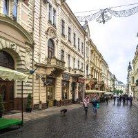 Прогулка по Черновцам :: Александр Кан