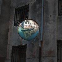 Венецианские зарисовки (проходя в отражении) :: Алексей Кошелев