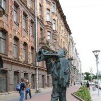 На улице Правды :: Ольга