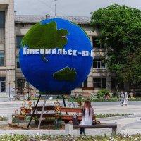 На площади Юности. :: Виктор Иванович
