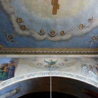 В Надвратной церкви Благовещения Пресвятой Богородицы :: Елена Павлова (Смолова)