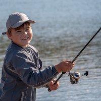 С Днем рыбака! :: Oksana