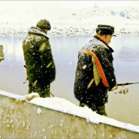 Североморская рыбалка :: Кай-8 (Ярослав) Забелин
