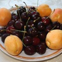 Летние витаминки... :: Наталия Павлова