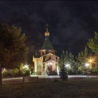 Церковь во имя преподобного Сергия Радонежского.  Севастополь :: BD Колесников