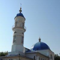Белая Мечеть :: Евгения Чередниченко
