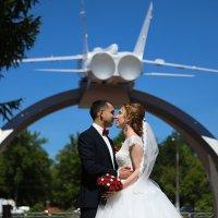 Любовь под самолетом :: Ирина Лежнева