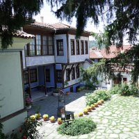 Пловдив старый город Дом Хиндлияна :: Alm Lana