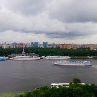 Химкинское водохранилище :: Александр