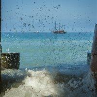Морские брызги. :: Олег Бабурин