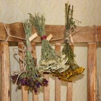 Время сушить травы. :: Лариса Исаева