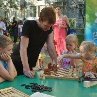 Шахматы-это здорово... :: Лидия (naum.lidiya)