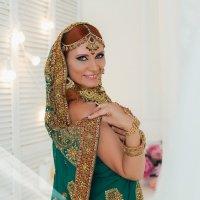 Индийская богиня ✨Оля✨ :: Irina Zvereva