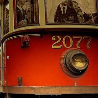 трамвай 2077 :: Jiří Valiska