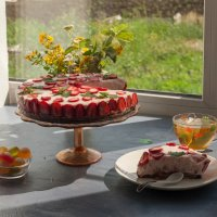 Летний тортик :: Ирина