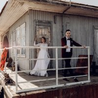 Свадьба Светланы и Семена :: Александра Капылова