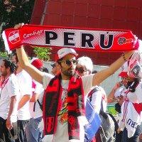Болельщик из Перу :: Люба (Or.Lyuba) Орлова