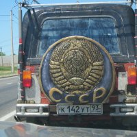 Самая надежная запаска :: Людмила Монахова
