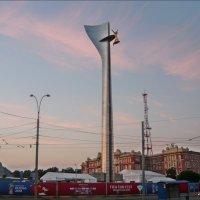 """Памятник-стела """" Воинам-освободителям"""" :: Надежда"""