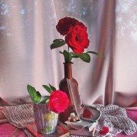 Розовое настроение :: Лариса