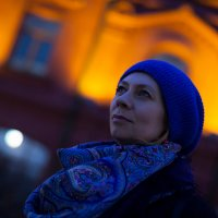 два цвета :: Лена Либрик