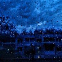 пейзаж дождя :: Алёна Осипова