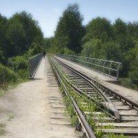 Заброшенный путь :: Lusi Almaz