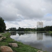 ангарские пруды :: Зинаида