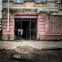 Нижегородские дворики :: alecs tyalin