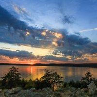 * закатное *    поздравляю с днём фотографа !!! удачных снимков!!! :: Василий И Иваненко