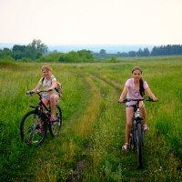 Лето, природа и велосипед!!! :: Николай Яшкин