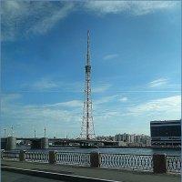 Санкт-Петербургская телевизионная башня :: Вера