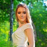 Красивая девушка :: Татьяна Ефремова