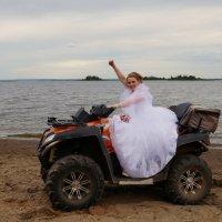 Невеста :: Елена Салтыкова(Прохорова)