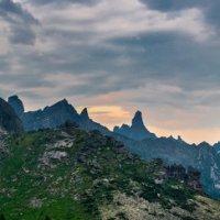Сумеречная панорама :: Ник Васильев