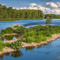 Мелеющая река :: Любовь Потеряхина