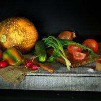 Овощной... :: Нэля Лысенко