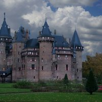Замок Де Хаар, Нидерланды :: IURII