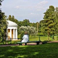 В Павловском парке :: Nina Karyuk