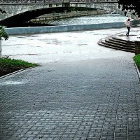 Дождь идет :: Александр Сапунов