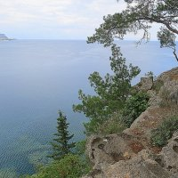 На берегу моря,обретаешь покой..... :: Валентина Жукова