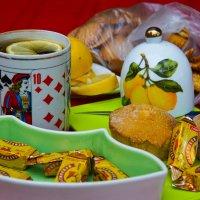 Дачное чаепитие :: marmorozov Морозова