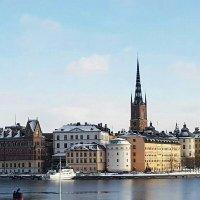 Стокгольм :: Сергей Беличев