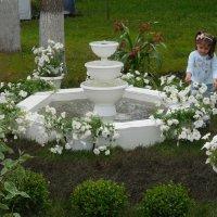 Маленькая цветочная фея :: Надежда