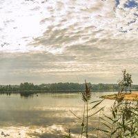 Утро на озере. :: bajguz igor