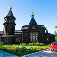 Церковь Петра и Павла :: Евгений Ветров